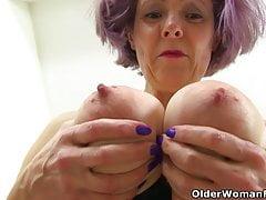 An older woman means fun, part 368