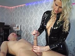 Hard fucked by his dick