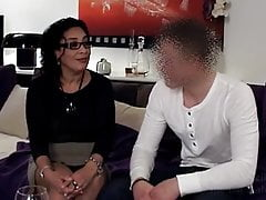 The apprentice and the hot MILF boss Leila Delay
